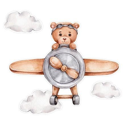 Αρκουδάκι  πιλότος