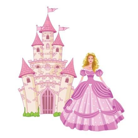 Πριγκίπισσα και παλάτι