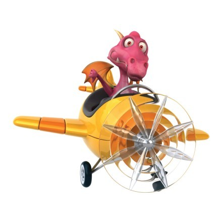 Δεινόσαυρος πιλότος