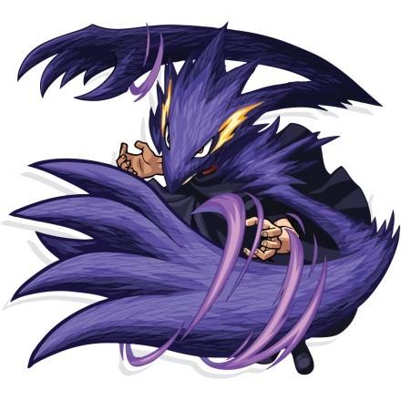Tokoyami & Dark Shadow - My Hero Academia