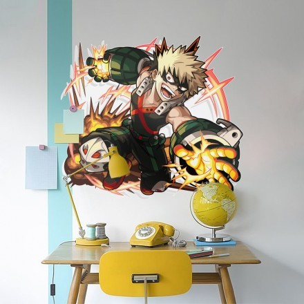 Bakugo - My Hero Academia