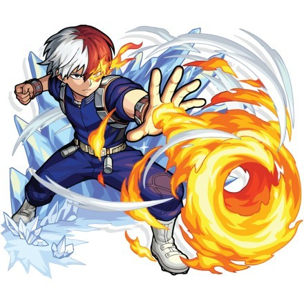 Shouto Todoroki - My Hero Academia