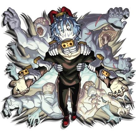 Shigaraki Tomura - My Hero Academia