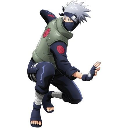 Ninja voltage kakashi - Naruto