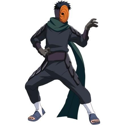 Tobi - Naruto