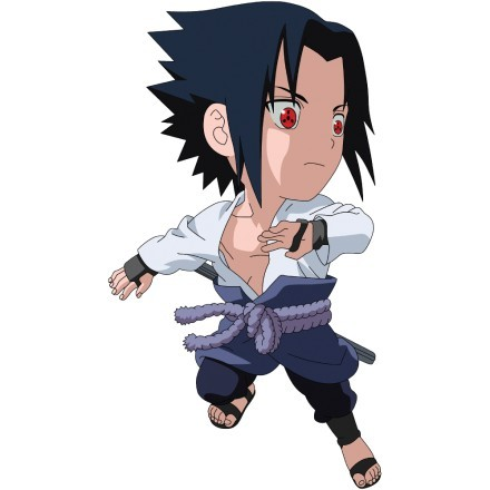 Kid Sasuke Uchiha - Naruto