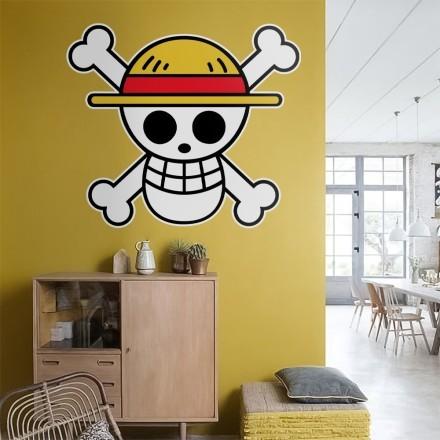 Sombrero de paja - One Piece