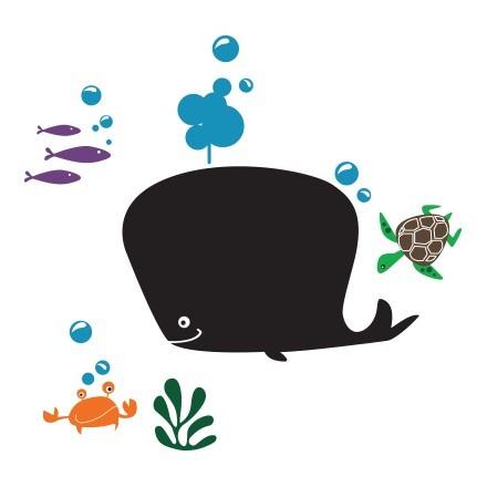 Φάλαινα στο βυθό