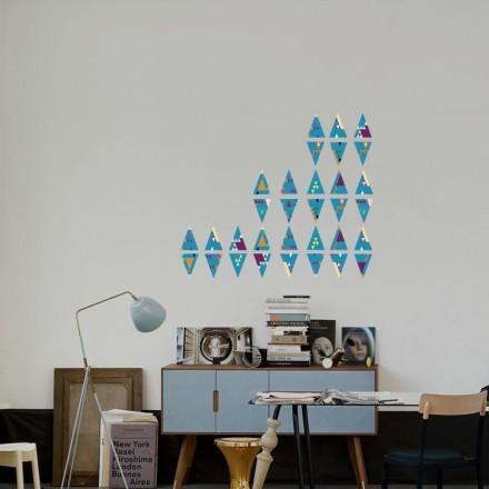 Χρωματιστά Τρίγωνα
