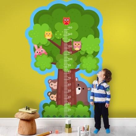 Ζωάκια με δέντρο