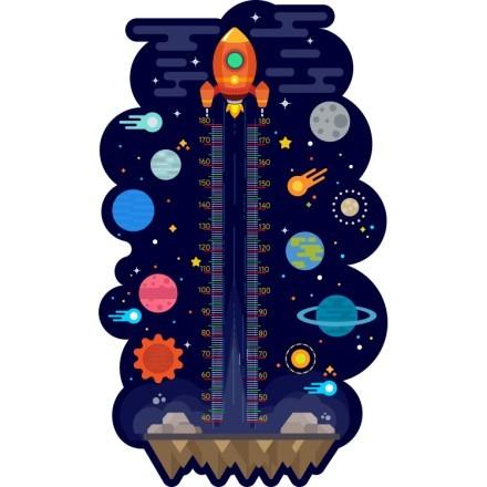Διαστημόπλοιο και πλανήτες
