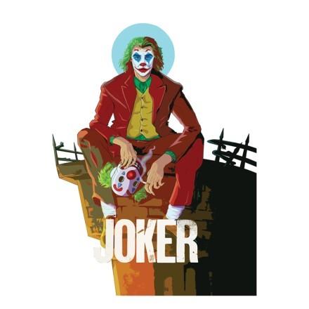 Joker κρατάει μάσκα