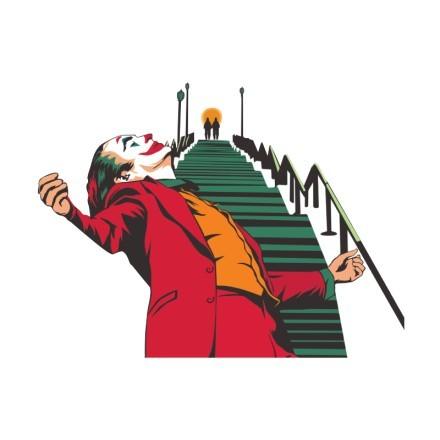 Joker γελάει