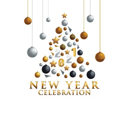 New Year - Ornaments