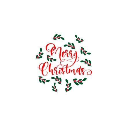 Merry Christmas- Berries