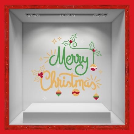Merry Christmas - Colorful