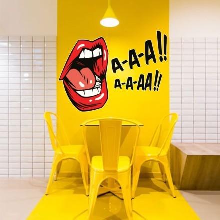 Aaa-aaa!