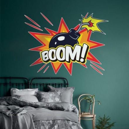 Βόμβα...boom