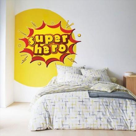 Super hero boom