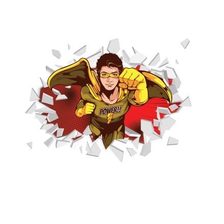 Σούπερ ήρωας Power