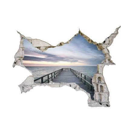 Γέφυρα στη θάλασσα