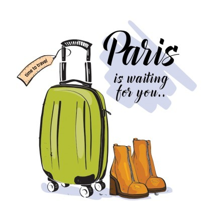 Paris is waiting for you