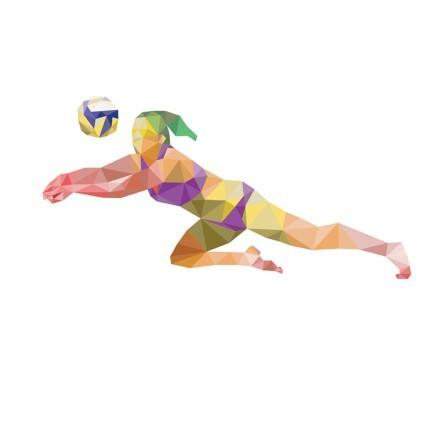 Volleyball άμυνα