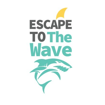 Escape to the wave