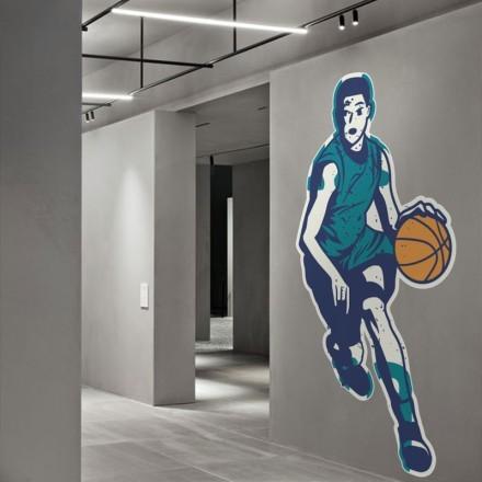 Αθλητής του μπάσκετ