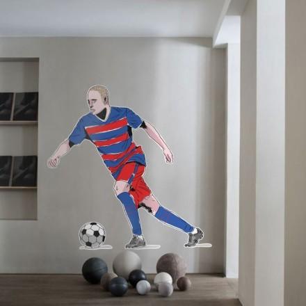 Τρίπλα ποδοσφαιριστή