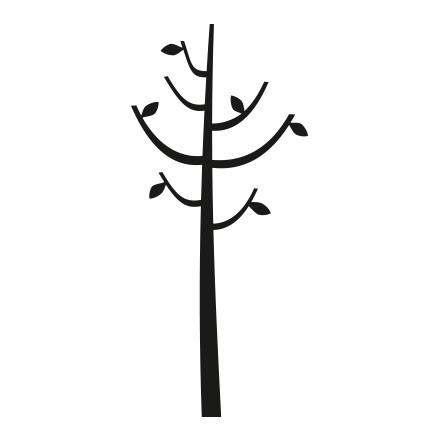 Δέντρο με έξι φύλλα