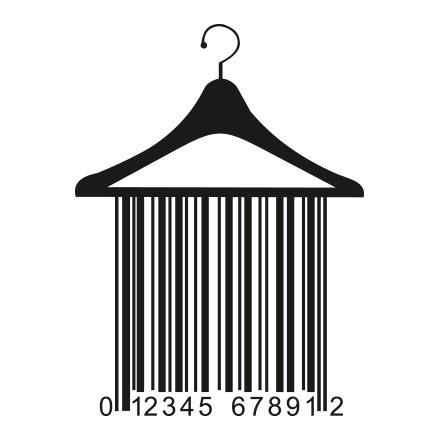 Κρεμάστρα Barcode