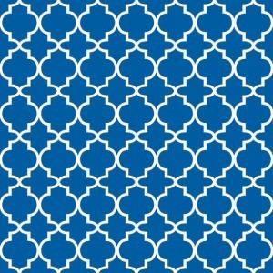 ΧΑΡΤΟΠΕΤΣΕΤΑ ME MOTIBO OGREE BLUE 33x33cm, 3ply/18,5grams, ΧΑΡΤΟΠΕΤΣΕΤΕΣ, Maison