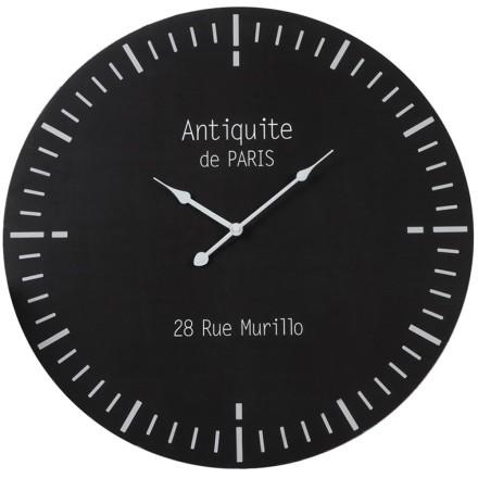 ZEIT ΡΟΛΟΙ ΤΟΙΧΟΥ MDF ΜΑΥΡΟ Δ60xΥ4,5cm