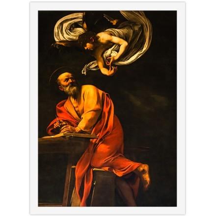 Inspiration of Saint Matthew, Italy