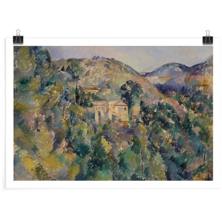 View of the Domaine Saint-Joseph