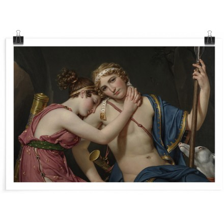Farewell of Telemachus and Eucharis