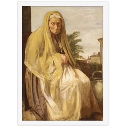 The Old Italian Woman