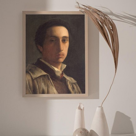 Young Self-Portrait