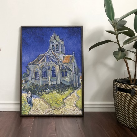 Η εκκλησία της Οβέρ σιρ Ουάζ