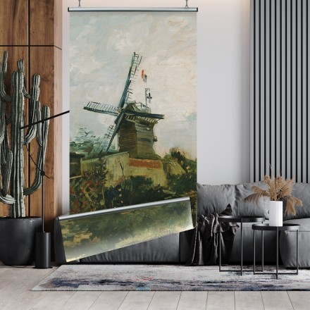 Windmills on Montmartre