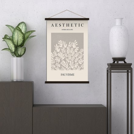Aesthetic papiers decoupes