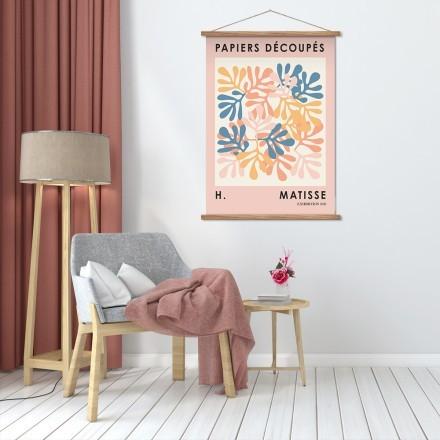 Colorful papiers decoupes