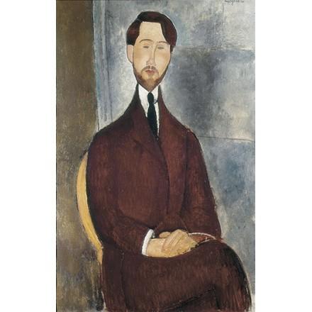 Portrait of Leopoldo Zborowski