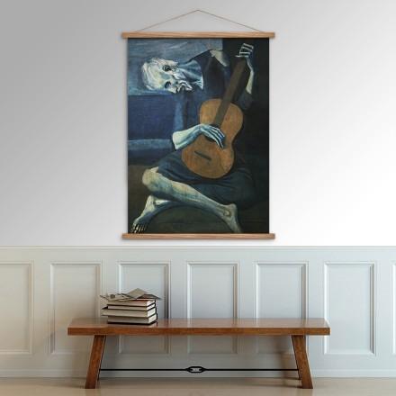 Old Guitarist