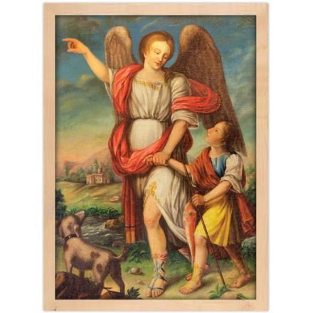 St. Raphael and Tobias