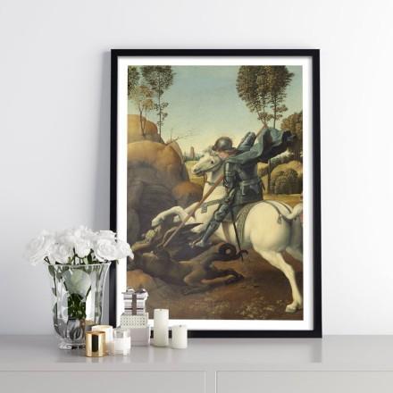 Άγιος Γεώργιος και Δράκος