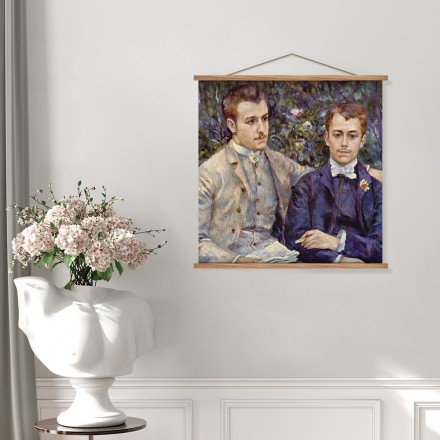 Portrait of Charles and Georges Durand-Ruel