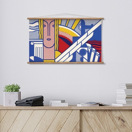 Modern Art Poster