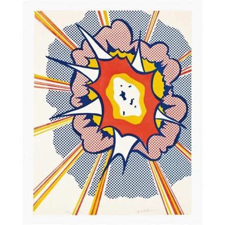 Explosion, from Portfolio 9